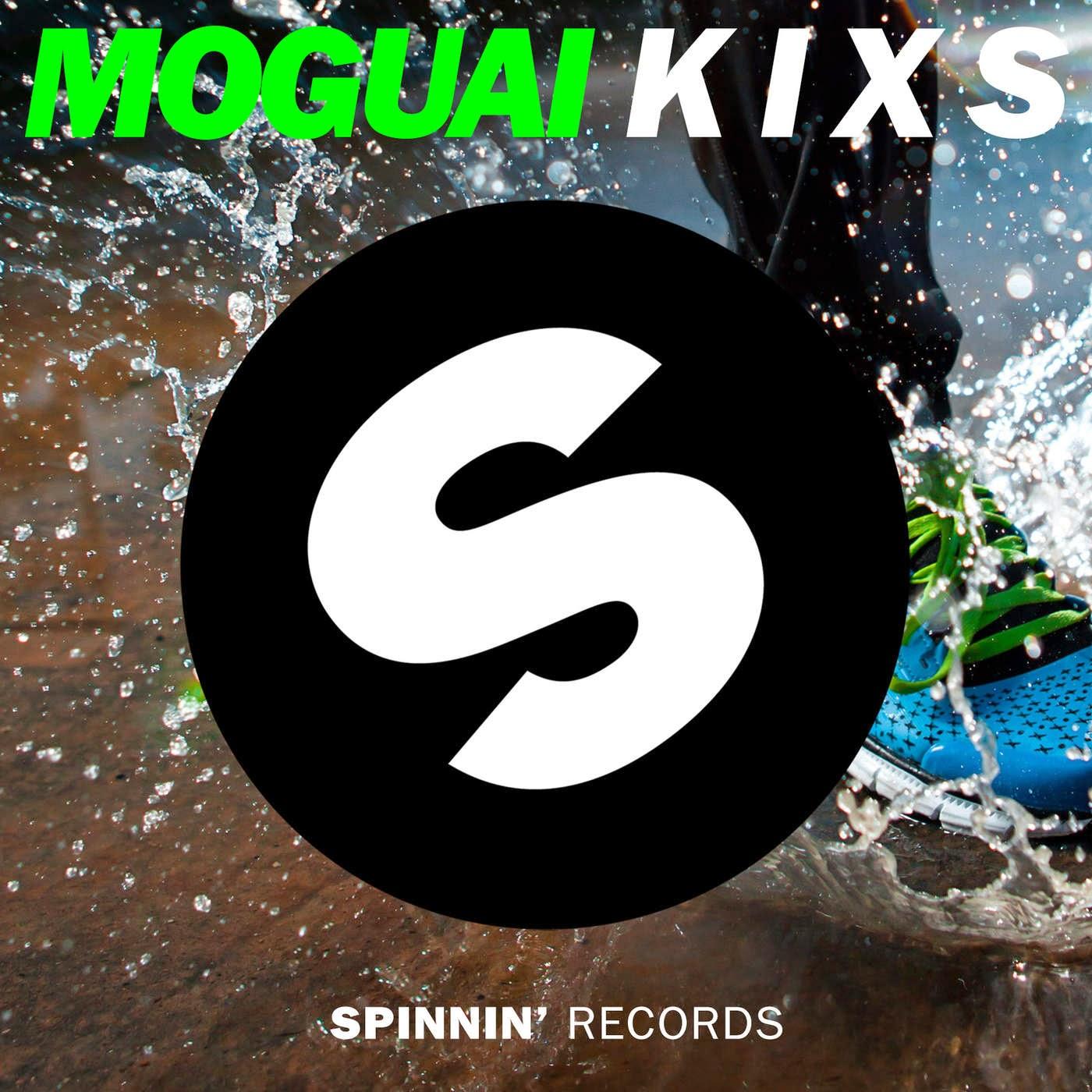 MOGUAI - K I X S - Single  Cover