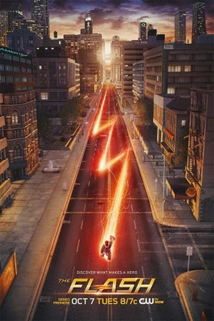 The Flash 2 2014 poster