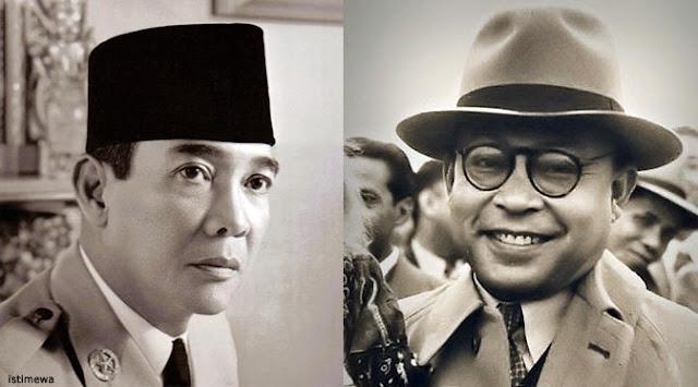 Soekarno - Hatta Pahlawan Nasional