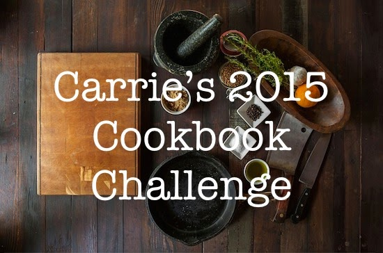 2015 Cookbook Challenge: July Wrap