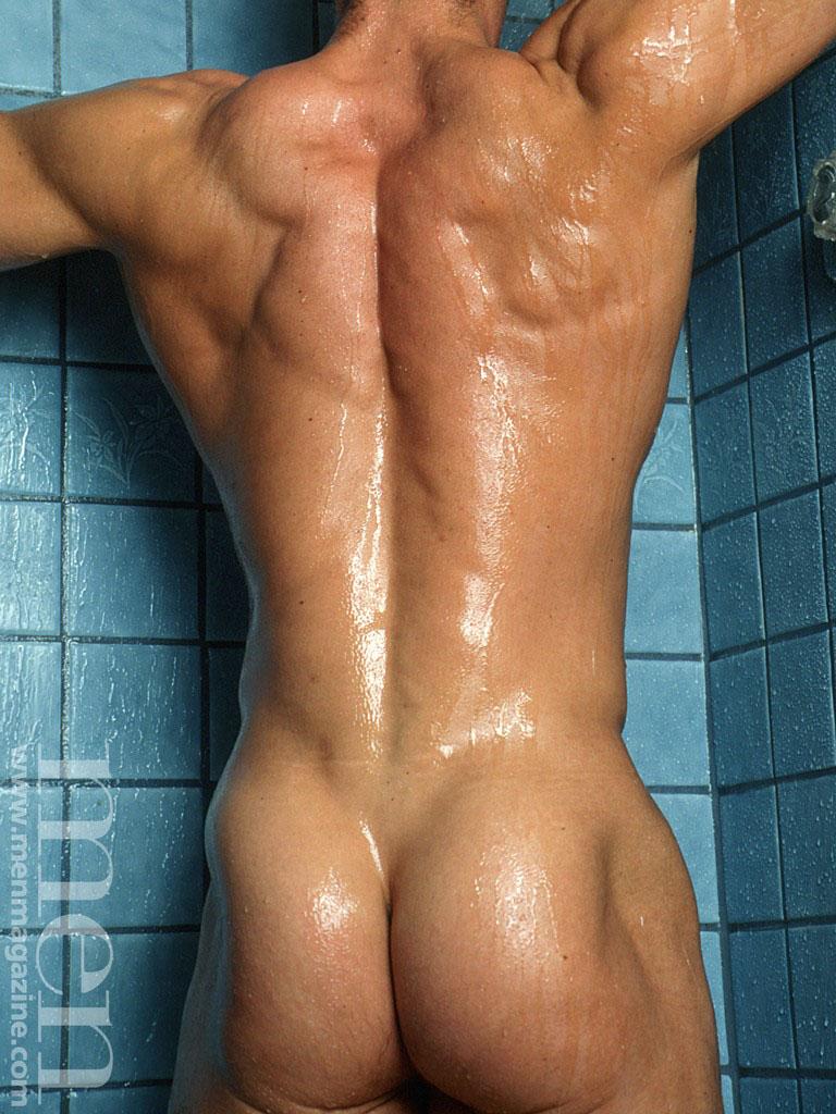 Фото голые мужские попы