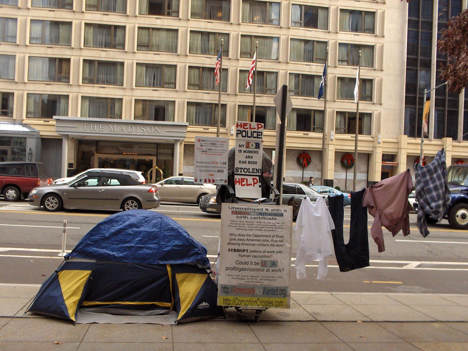 Houseless, not homeless!