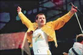 FREDDIE MERCURY RETURNS TO LIFE ...