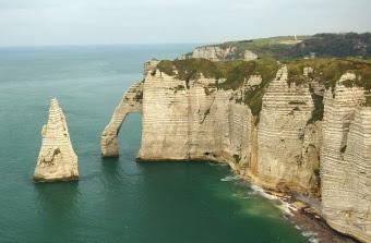 Acantilados de Etretat - Francia