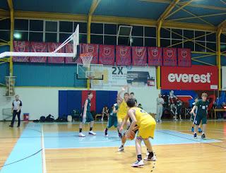 """Τουρνουά Βαρίκας : """"Πρώτη νίκη για την αναπτυξιακή 51-38 τον Παναθηναϊκό"""""""