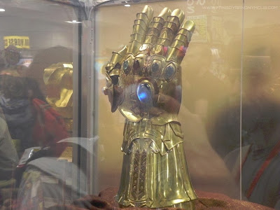 Mad Titan Thanos Infinity Gauntlet Avengers 3