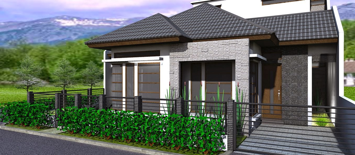 Gambar Rumah Minimalis Tampak Depan 2014 Rumah Ideal Minimalis