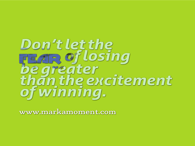 Thought of the day - 4 September 2013