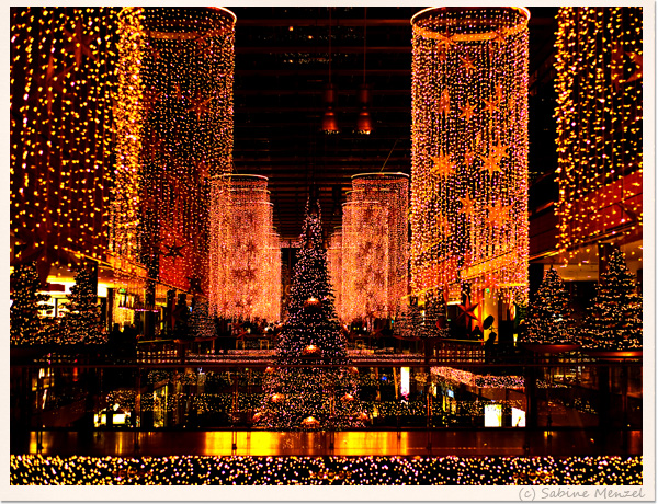 Psynopsis Berlin Potsdamer Platz Christmas Lights 4