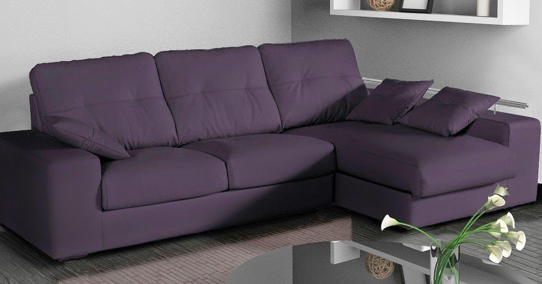 Comprar ventamuebles sofa chaise longue arilk ofertas for Sofa 2 plazas barato