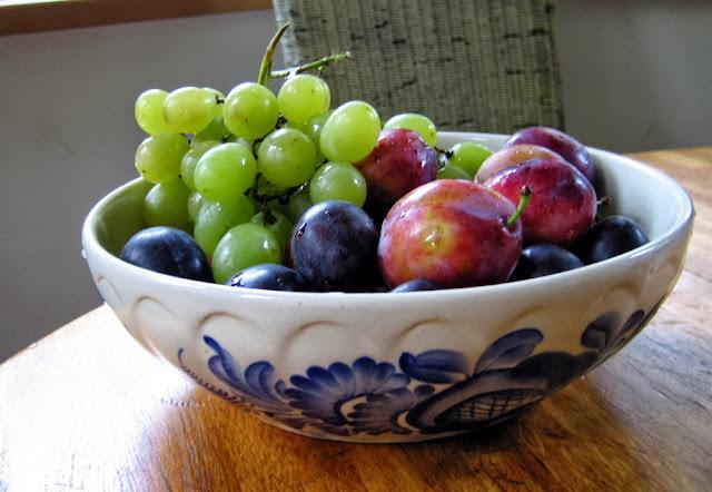 owoce i jesień