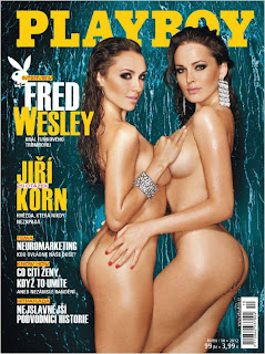 Playboy Czech- October [2012]