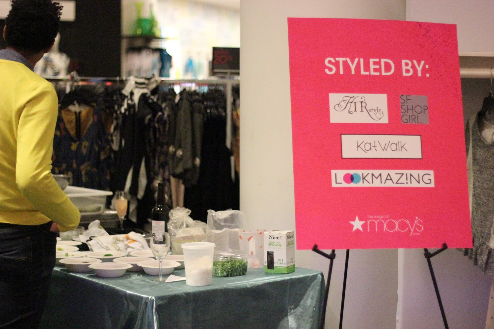 Macy's and Lookmazing