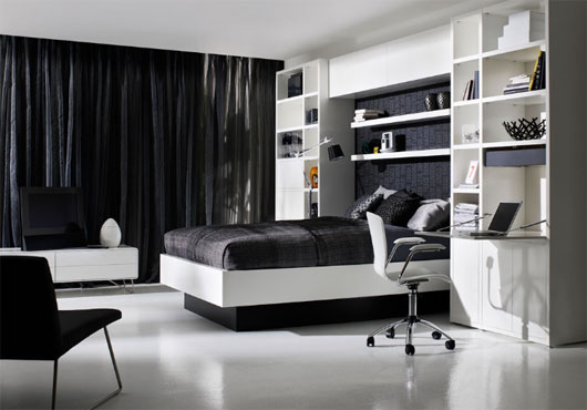 Beautiful Black and White Bedroom Furniture 530 x 370 · 35 kB · jpeg