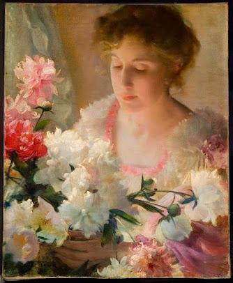 Pintura de Charles C. Curran