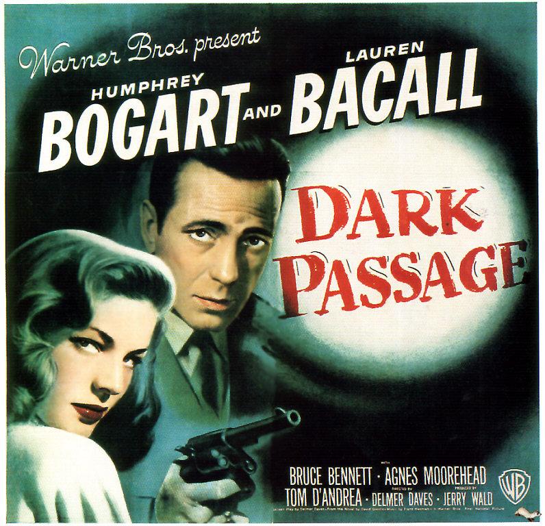 Dark Passage Movie Seeing Sepia: D...