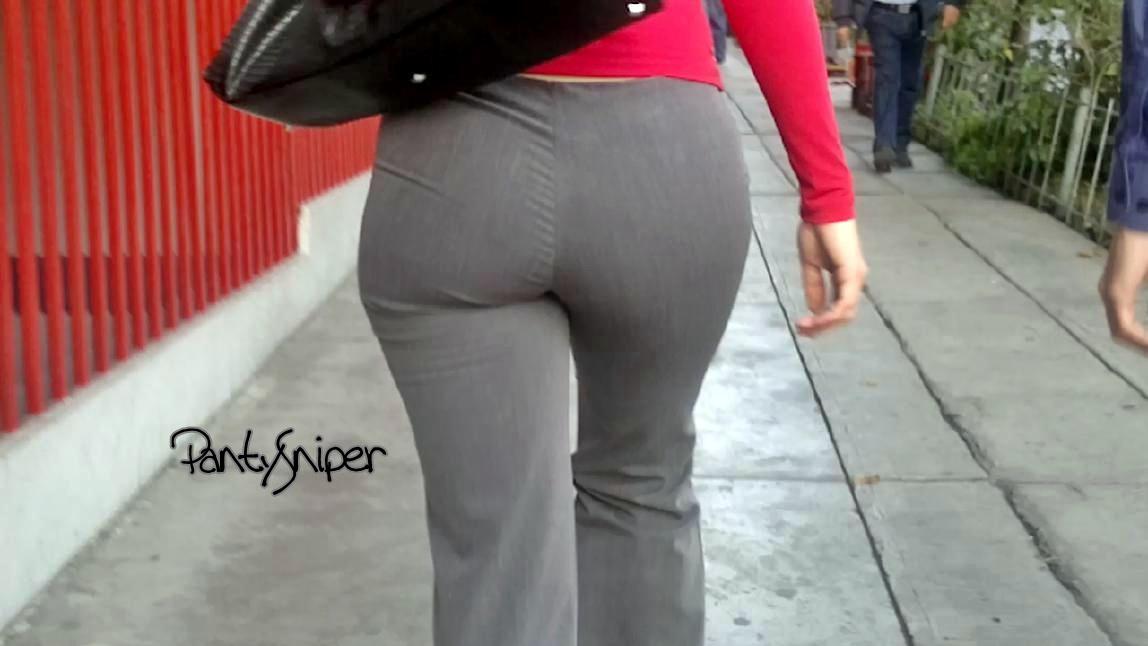 Office Pants in Bubble Butt | Divine Butts - Milf Street ...