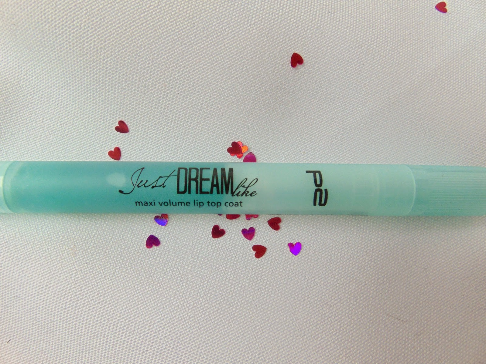 p2 Limited Edition: Just dream like - maxi volume lip top coat - www.annitschkasblog.de
