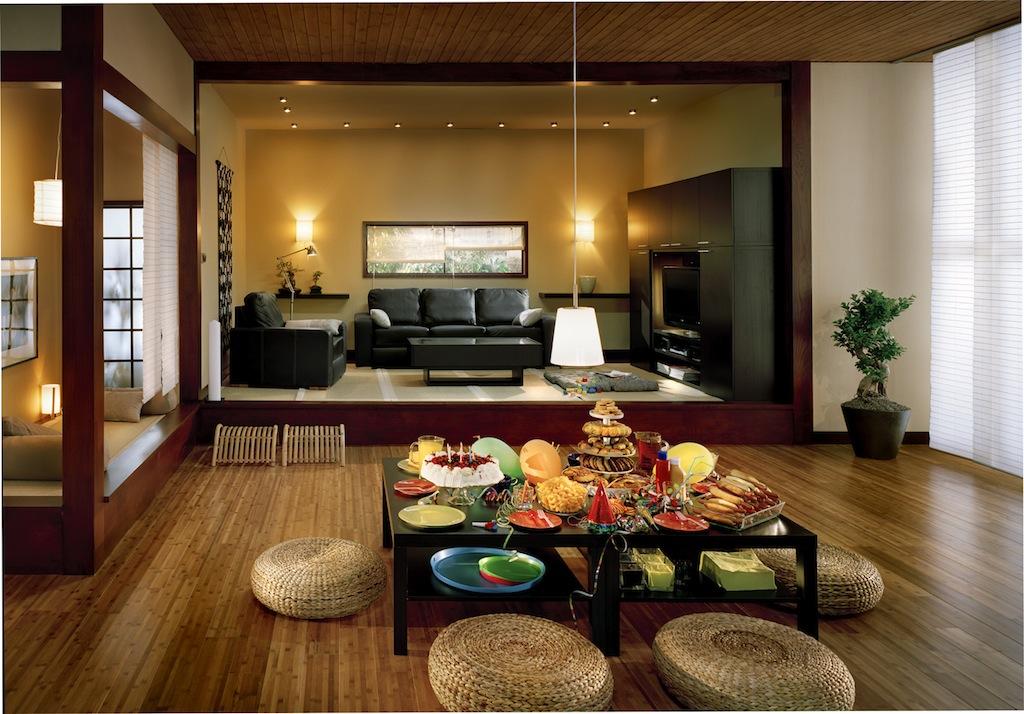 Dining Room Japanese Ethnic