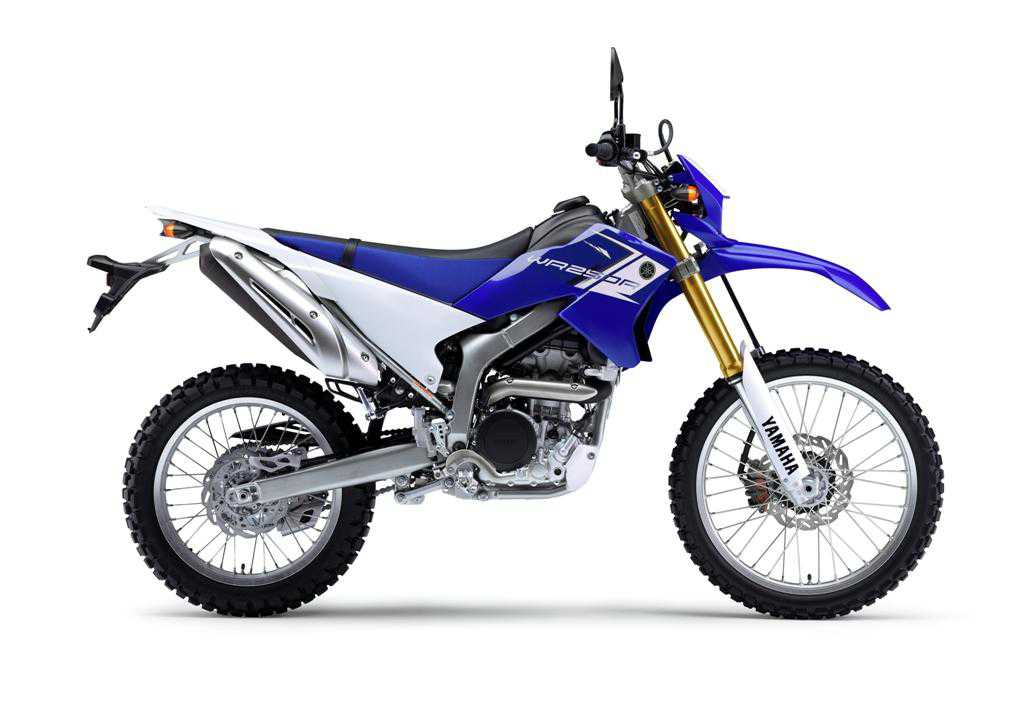 The new 2013 yamaha wr250r for Yamaha wr250r horsepower