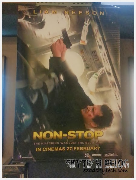 Film Review - Non-Stop