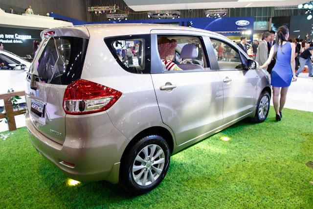 Suzuki Ertiga 2015 được bán giá 599 triệu tại Việt Nam