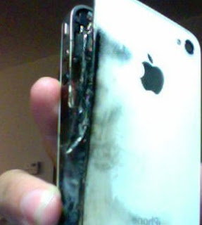 iphone battery, explosion, heat dissipation