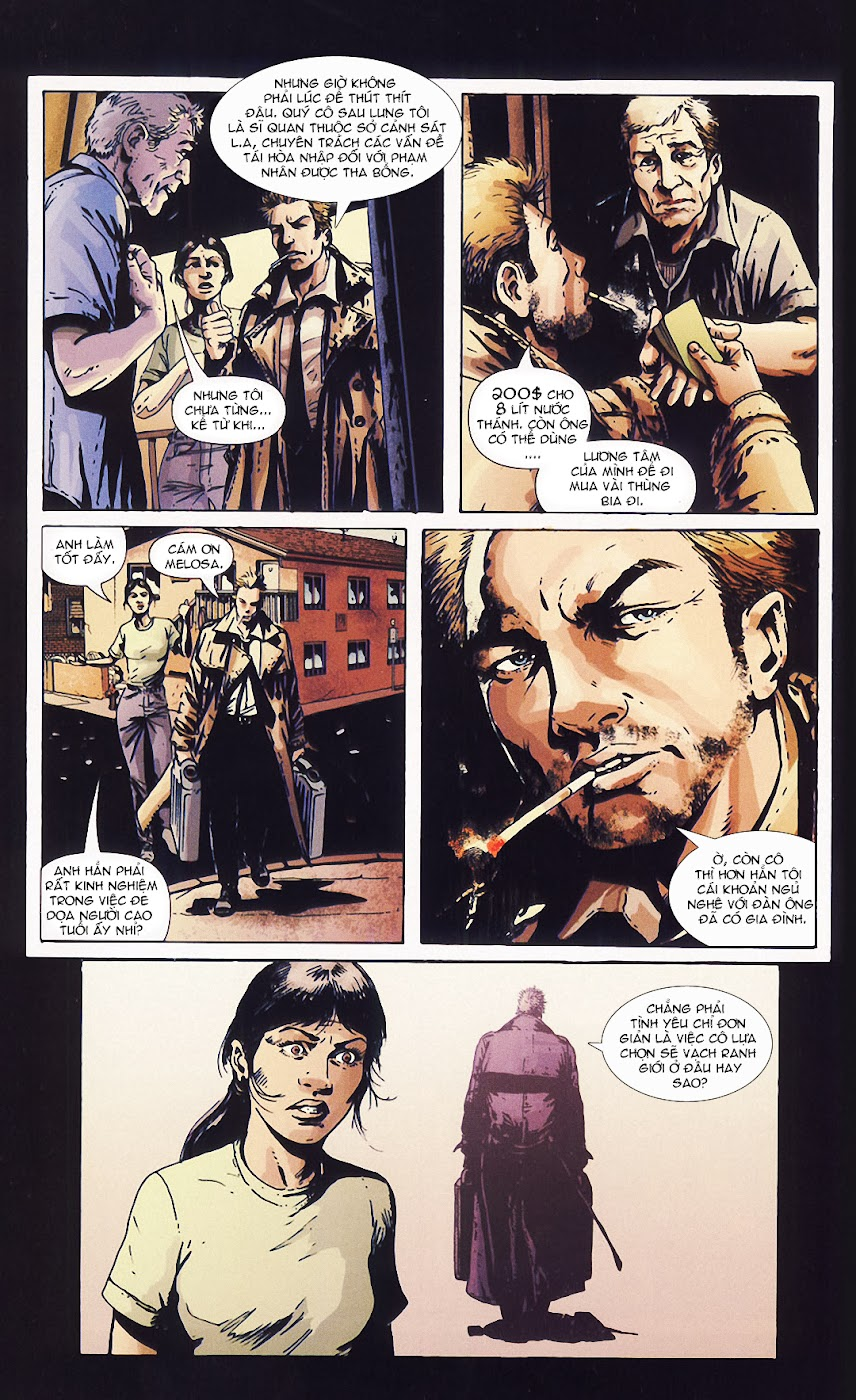 Constantine - All his engines chap 4 - Trang 6