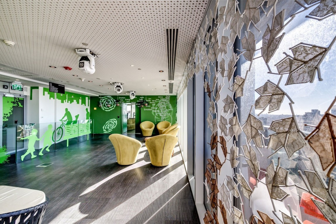 Google Opens Office Tel Aviv Slide Posted By Çın Çın Çınla At 529 Pm Loveisspeed Loveisspeed Google Is Known For Its Quirky Offices And Its