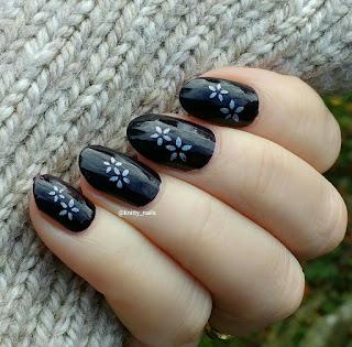 Smart Nails Art Stencil P048