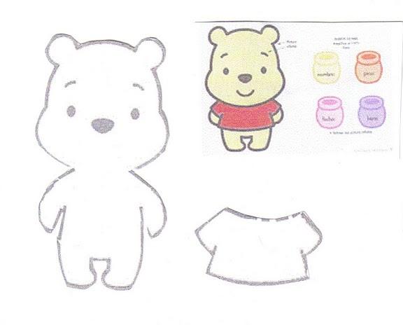 Muñecos Country: Winnie Pooh