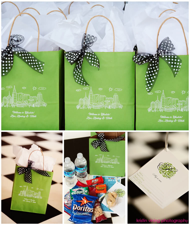 SWEET HOME DESIGN AND SPACE: Sweet Wedding Welcome Bag