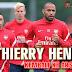 Thierry Henry kembali ke Arsenal!