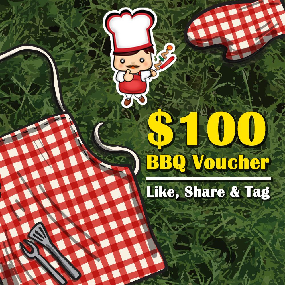 Bbq discount coupon