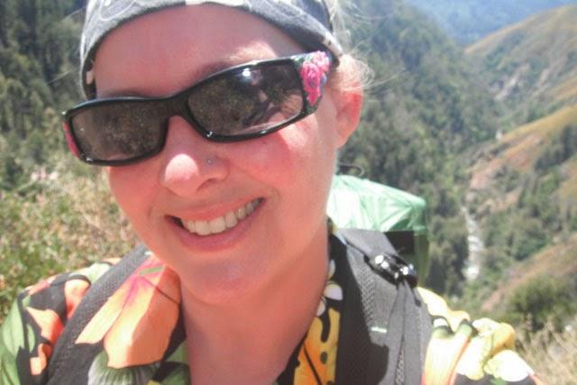 Hiker chick...