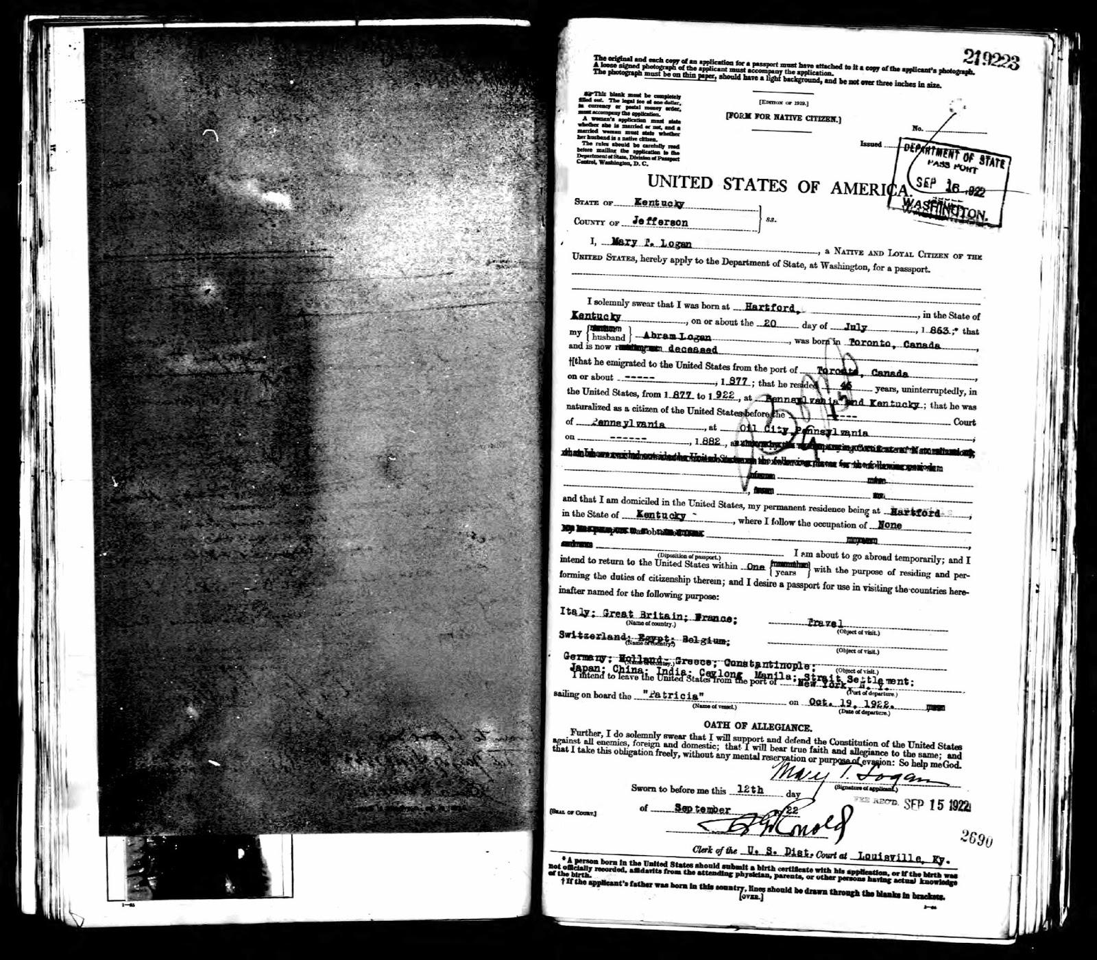 canadian passport application canada post