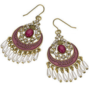 Indian Wedding on Indian Wedding Earrings   Earrings And Jewelry