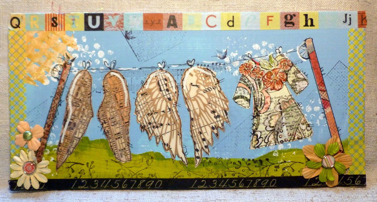 La maison de plume corde linge d 39 ailes - La maison de la corde ...