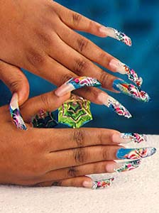 Nail Salon Decorating Ideas.html | Nail Art
