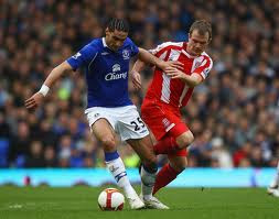 STOKE CITY VS EVERTON EPL