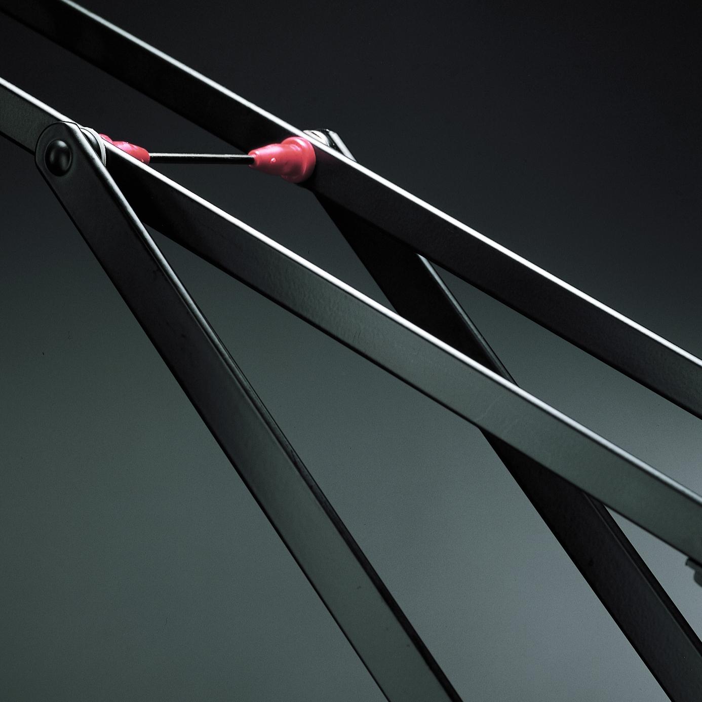 tizio plus floor lamp black reading artemide. Black Bedroom Furniture Sets. Home Design Ideas