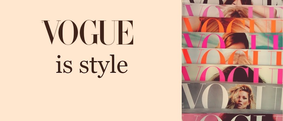 VOGUE is style