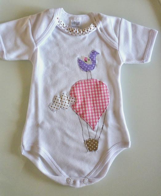 body neonato fatto a mano