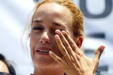 Venezuela: Lilian Tintori: 'Hay mucha presión internacional para liberar a los presos políticos de