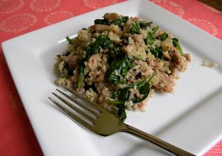 Easy Tuna Quinoa Surprise