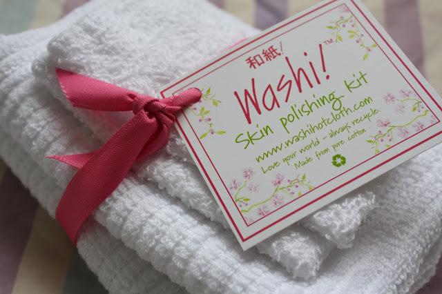 Washi Skin Polishing Kit
