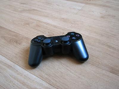 De PS3 controller
