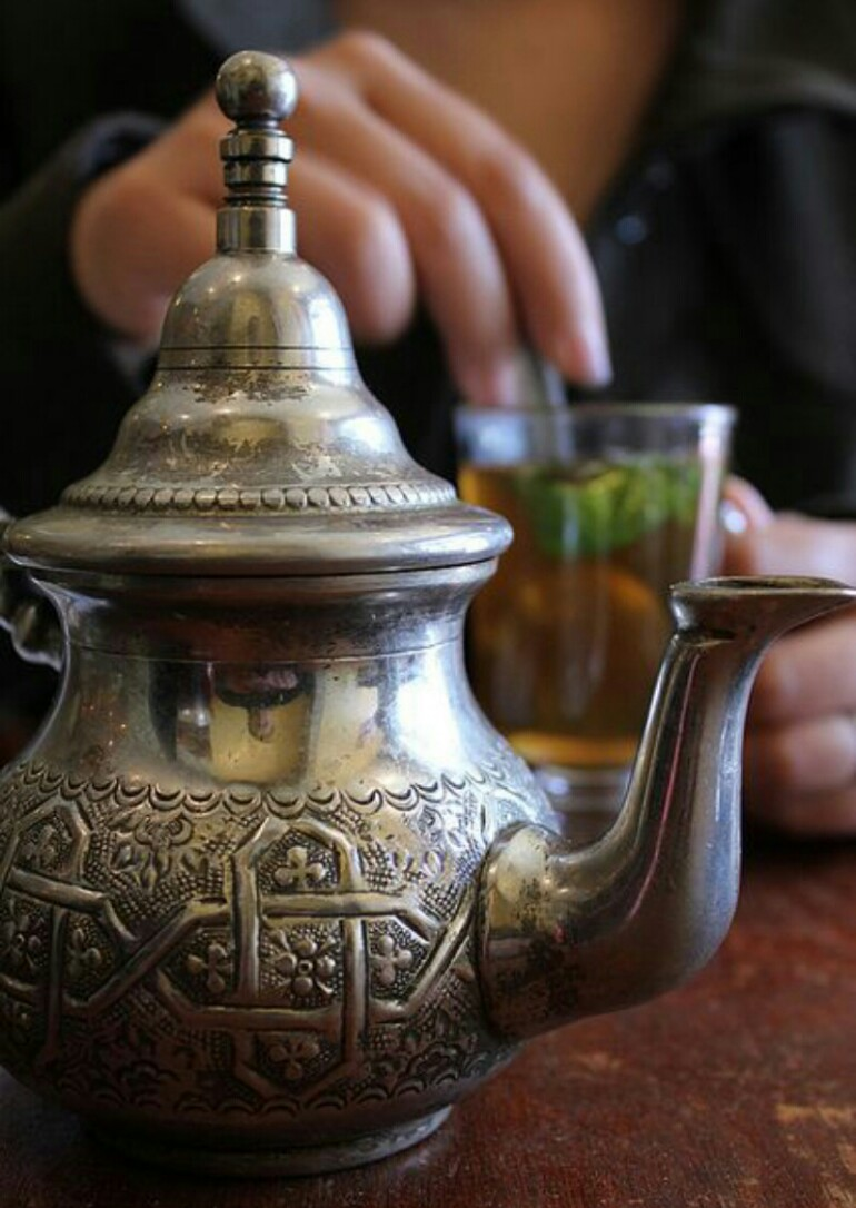 Toma un té antes de tu sesión