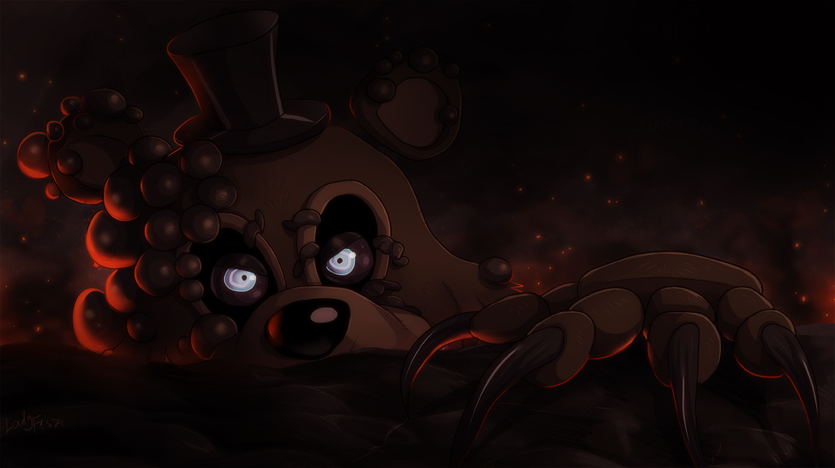 new twisted foxy teaser found