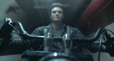 The Punisher 1989 motorcycle
